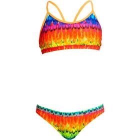 Funkita Racerback Two Piece Bikini Girls, wing it